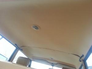 Range Rover Classic hemelbekleding