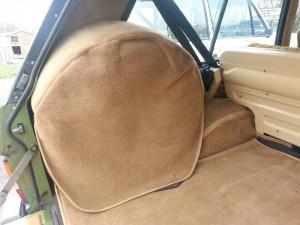 Range Rover Classic bekleding
