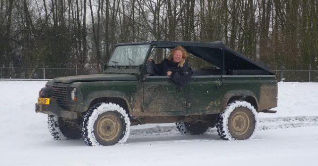 Wintercheck bij Landroveronderhoud Midden Nederland