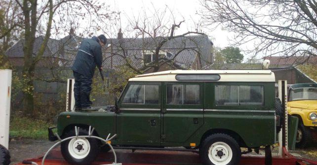 GRATIS!! uw auto zelf tectyleren!!